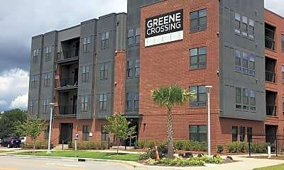 Greene Crossing, 1