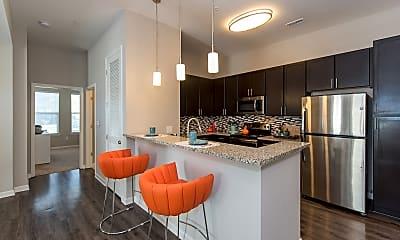 Kitchen, Nexus At Sandhill, 1