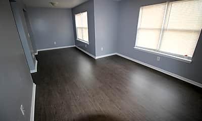 Living Room, 955 S Brook St, 1