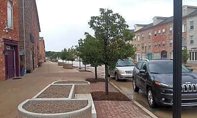 Town Center Apartments, 2