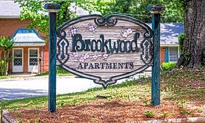 Community Signage, Brookwood, 2