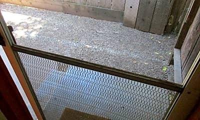 Patio / Deck, 645 W 12th St, 2