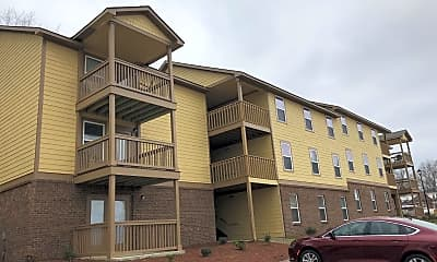 Building, College Station Apartments, 0