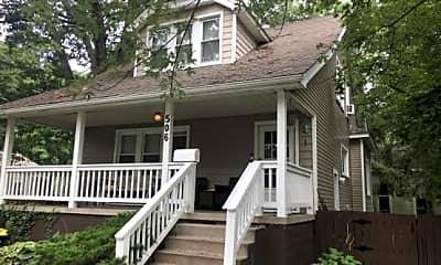 Building, 506 W. Hazelhurst Flat #1, 0