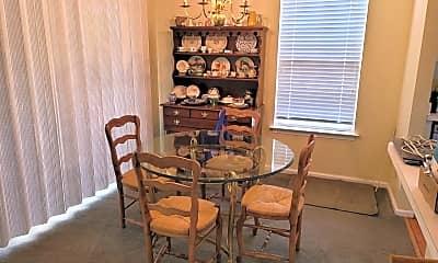 Dining Room, 505 Regency Pl, 1
