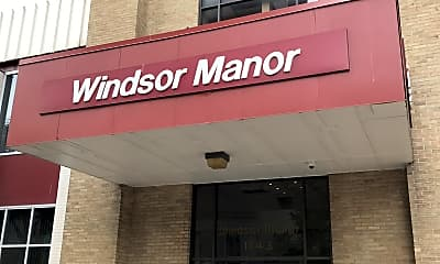 Windsor Manor, 1