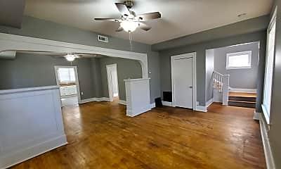 Living Room, 238 N 27th St, 1