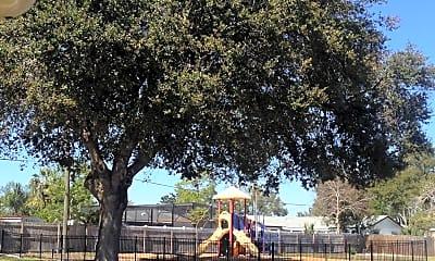 Playground, Regency Oaks Apartments, 2