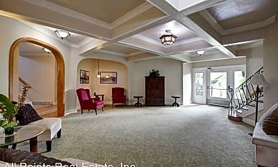 Living Room, 2329 C St, 1