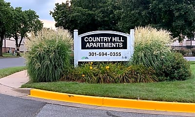 Country Hill Apartments, 1
