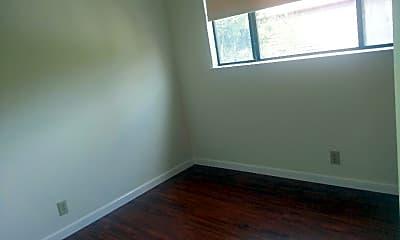 Bedroom, 1708 Dwight Way, 1