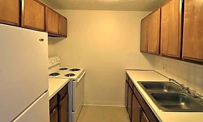 Kitchen, Blossom Court Apartments, 1