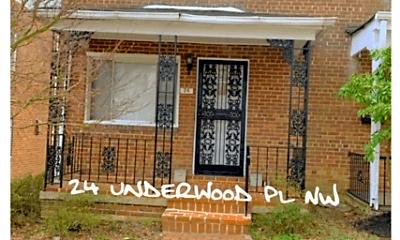 Building, 24 Underwood Pl NW, 0