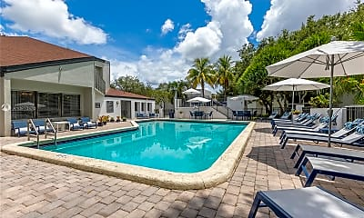 Pool, 8080 NW 10th Ct 101, 0