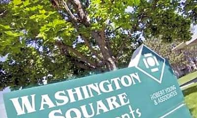 Washington Square 1, 2