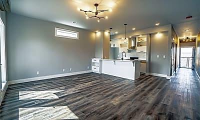 Living Room, 2302 SW I St, 2