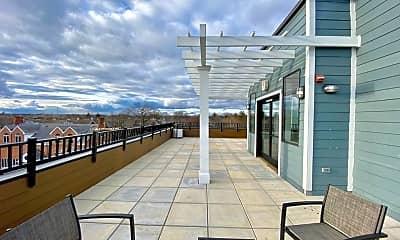 Patio / Deck, 22 Center St 202, 2