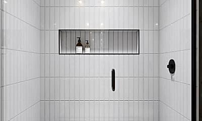 Bathroom, 3931 Pine Street, 1