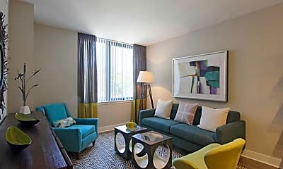 Living Room, Parc Meridian, 1