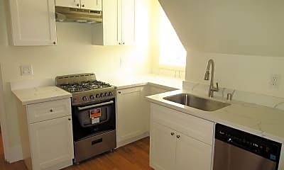 Kitchen, 1101 Clement St, 1