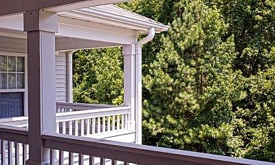 Patio / Deck, River Haven Apartments, 2