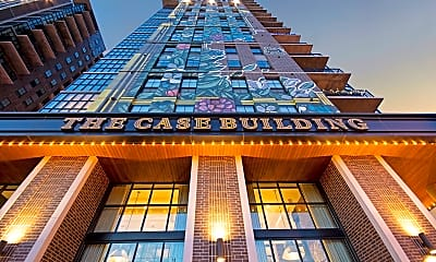 The Case Building, 0