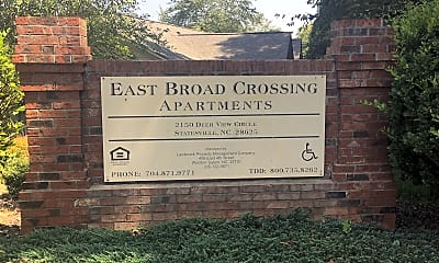 East Broad Apartments, 1