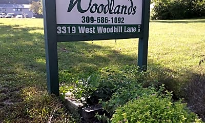 Woodland Hills Apartments, 1