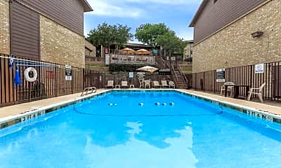 Pool, 3325 Willowcrest Dr, 2