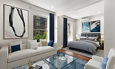 Living Room, 92 Morningside Ave 2-B, 0
