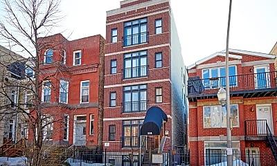 Building, 2215 W Monroe St, 2