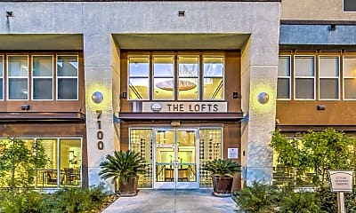 Leasing Office, The Lofts at 7100, 1