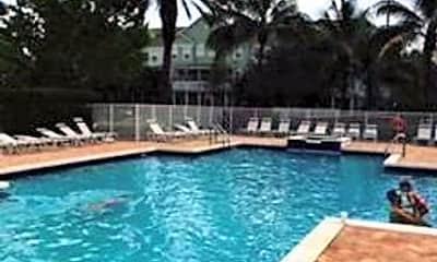 Pool, 166 W Thatch Palm Cir, 2