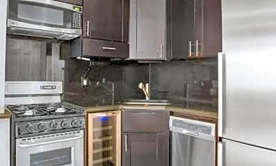 Kitchen, 201 east 22nd street, 1