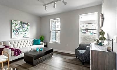 Living Room, 200 5th Avenue, 0