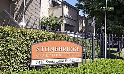Community Signage, Stonebridge, 2