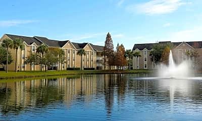 Lake, Summer Lake Villas, 1
