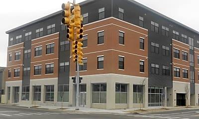Building, Leo and Al Apartments, 2