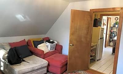 Living Room, 132 Cherry St, 1