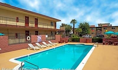 Pool, 1025 Sierra Vista Dr, 1