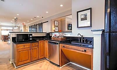 Kitchen, Providence Trail, 1