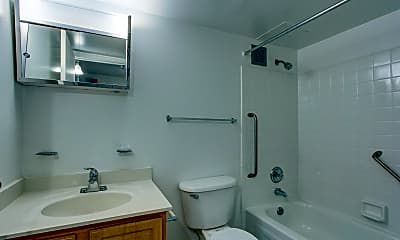 Bathroom, Cityview Senior Tower, 2