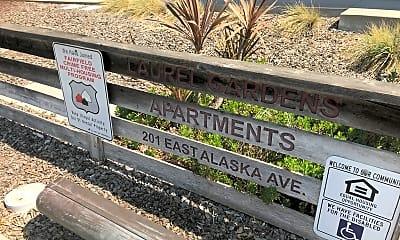 Laurel Gardens Apartments, 1