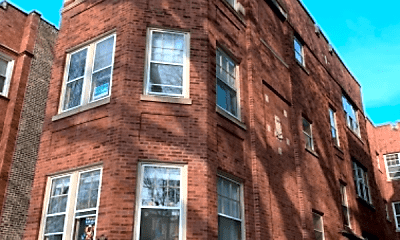 Building, 2048 W Farragut Ave, 2