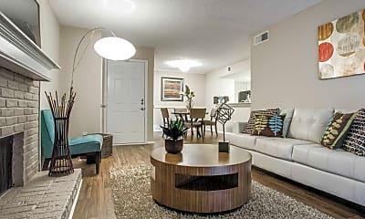Living Room, Bent Tree Park, 0