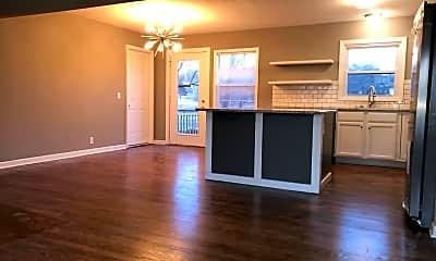 Living Room, 5705 N Lenox Ave, 1