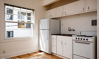 Kitchen, 1958 NW Irving St., #31, 1
