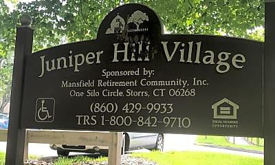 Juniper Hill Village, 1