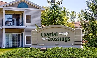 Community Signage, Coastal Crossings, 2