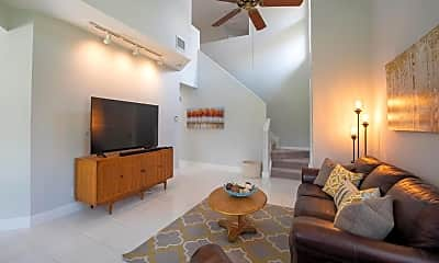 Living Room, 529 SW 147th Ave, 1